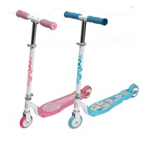 Wholesale Children s scooter second round c222 height adjustable skate that toy car buggies