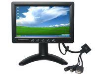 av mini jack - 7inch TouchScreen VGA AV LCD Monitor Mini Computer Monitor Car Monitor POS terminal Control Terminal HF