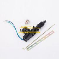 auto motor controller - Car Central Locking Wire Single Gun Type Power Door Lock Actuator Motor V Auto Door Locking System Remote Controller