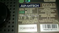 advantech tpc - ADVANTECH TPC E D TPC E B1E CD1 TPC660EB19004E T