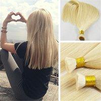 Cheap cheap 100 human hair bulk Best 613 weaving