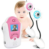 Wholesale 1 inch GHz Analog video voice Wireless Baby monitor with flower camera
