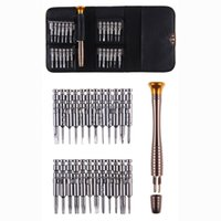 Wholesale S5Q in1 Precision Torx Screwdriver Cell Phone PC Repair Tool Set For Cellphone AAAEMY