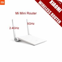 mini wifi router - 100 Original Xiaomi Router Mini MI Router Dual band GHz GHz Maximum Mbps Support Wifi AC