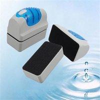 Wholesale Aquarium Magnetic Cleaner Glass Plant Fish Tank Brush Aquatic Pet Cleaning Tools