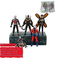 action hero films - Ant Man Action Figure Animation Film Ant Man Dolls Ant Man Super Hero Cartoon Movie Action Figure Toys cm Size