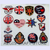 Wholesale CUSTOM Embroidery Patch Cartoon Velcro embroidery badges Cloth cartoon Badge iron on sew on stick on embroidery patches