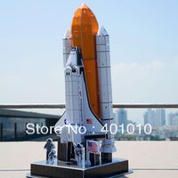 air shuttle - Cubicfun D puzzle Space shuttle and Aircraft carrier model select free air mail