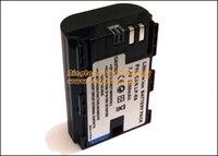 7d battery grip - 10pcs DSLR Camera Battery Pack LP E6 LPE6 LP E6 for Canon EOS D D D D2 D Da EOS D Mark II III DS R DSR