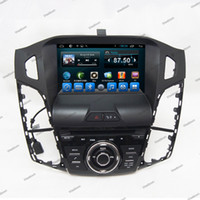focus bluetooth gps - Android din car dvd navigation gps sat nav system with g wifi bluetooth radio rds fir for Ford Focus