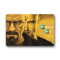 bad machine - Personal TV Show Breaking Bad Heisenberg Jesse Pinkman Custom doormat