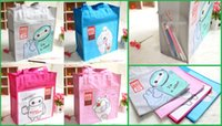 Wholesale 2015 Super Marines lunch waterproof Oxford handbags Student tuition shopping bags Convenient bags