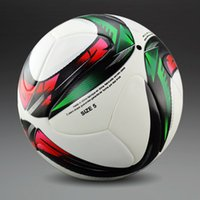 Wholesale New Arrival A new Conext15 soccer ball Seamless Size TPU Soccer Ball Football Ball Conext