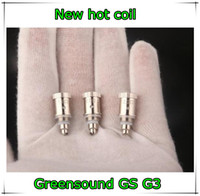 best wholesale prices - 2015 newest hot best price Greensound GS G3 Coil ohm with high quality and fashionable feature on sale