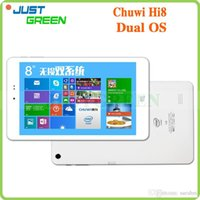 Cheap Chuwi Hi8 Dual Boot Best Intel Z3736F