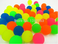Wholesale direct sale multicolor bright dull polished bouncy ball diameter cm capsule toy