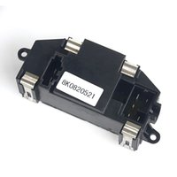 Wholesale eplacement Parts Air conditioning Installation HAVC Blower Motor Resistor for A4 A5 A8 Q5 S4 S5 S8 OE K0820521 K0