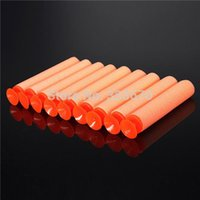 Wholesale Safety Shooting Soft EVA Bullets Darts Toys for Blaster Nerf Gun N Strike