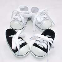 american girl sneakers - factory price Environmental protection quot INCH DOLL SHOES for AMERICAN GIRL black white sneakers F56433
