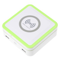 Wholesale Qi Standard Wireless Charger Charging Pad for Sumsung S6 S6 Edge Solar Power Bank EGS_717