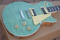 seafoam - lp guitar Classic Seafoam Green high quality complete electric guitar