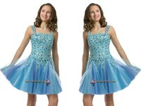 Cheap short dresses Best Pageant girls dresses