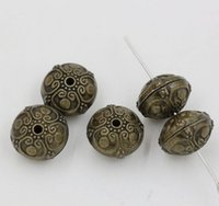Spacers bronze craft - New Antiqued Bronze Tone Tone Crafted Spacer Beads mm