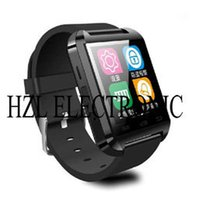 Android English Answer Call high quality new design Smart Bluetooth Watch smart watch and smartphone smartwatches free shipping!