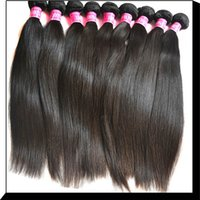 cuticle remy hair - Full Cuticle bundles straight remy hair Virgin straight human hair peruvian hair straight fast delivery