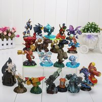 New Year skylanders - Skylanders Spyro s Adventure Pack Action Figure Dolls Toy Stump Smash Bset Gifts For Kids set