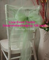 apple hood - High Quliaty Apple Green Organza Cover Hood x178cm For Wedding Event amp Party Decoration