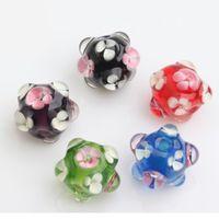 Wholesale Japanese glass beads bracelet accessories drum eye CLPJ250