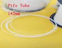 Wholesale T8 ID mm OD mm Ptfe Tube Industry experiment Teflon Pipe m