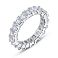 Wholesale Luxury Austria Crystal Finger Ring AAA Quality Crystal Sterling Silver Ring on Platinum Plated Orsa Brand Ring Jewelry OR31