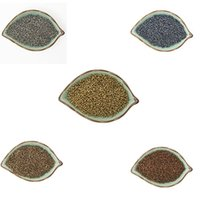 beading seed beads - 300pieces pack Jewelry Making DIY mm Czech Glass Seed Spacer Beads for pendant beading crystal glass seed beads BBG06