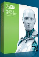 android mobile software - Genuine ESET Mobile Security Android phone version of antivirus software NOD32 year1user card