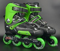 Wholesale Genuine models Europe seba hv black gold multicolor roller skates FSK brake skates shoes
