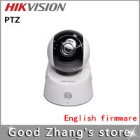 Wholesale Hikvision ip camera p mp Megapixels ptz wifi ONVIF SD GB Alarm Wireless Built in microphone two way audio Night Vision