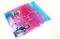 Wholesale 2014 new FROZEN Romance snow treasure adventure Snow Queen file bags A4 paper folder frozen