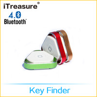 Cheap 1pcs iTreasure Anti-Lost Alarm selfie items and bluetooth iFinder find your key, phone,pet ect