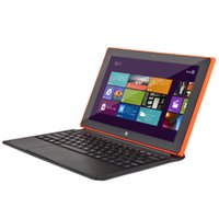 Wholesale US Stock IRULU Inch Windows OS10 Tablet PC in Walknbook G G Quad Core Intel Laptop with Keyboard