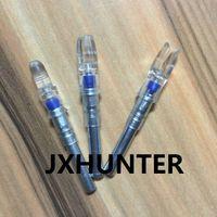 arrow nocks lighted - 3PK Blue color automatic X archery hunting lighted led light arrow nocks for ID mm arrows