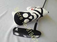 golf clubs right hand - golf clubs skull newport1 putters inch right hand golf putter include headcover
