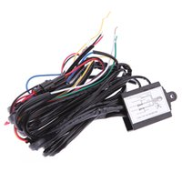 Wholesale Universal Auto Car Led DRL Daytime Running Light Relay Harness Auto Car Controller Switch V Car Led Lamp Bulb Controller