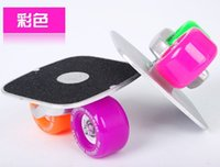 Wholesale 2012 NEW cm Aluminum alloy Skateboard Black Purple Orange Blue Muti