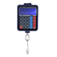 axle weight - 50kg g Multi functional Mini Digital Hanging Lage Weight Scale Calculator Weighing Scales Tools E0739