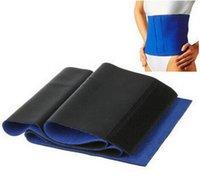 200pcs / lot bodyshaper Nueva Hot Sauna neopreno Body Fitness Wrap grasa celulitis Quemador adelgaza Shaper Cinturón