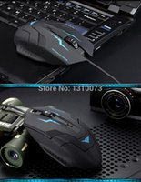 Wholesale 2016 New High quality mouse optical wired gaming mouse USB wired Professional gamer mice for laptops desktops mouse para jogos