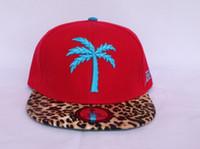baseball hat companies - 2013 New Arrival leopard print BLVD Supply Company Snapback hats fashion mens women baseball caps hat styles