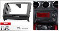 audi tt fascia - CARAV top quality installation surround facia trim CD dash kit for AUDI TT J Fascia Dash CD Trim Installation Kit